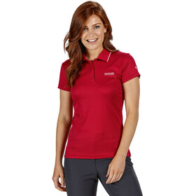 Regatta Maverick V T-Shirt Damen dark cerise